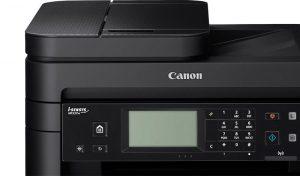 پرینتر چند کاره لیزری سیاه و سفید کانن Canon MF237 W
